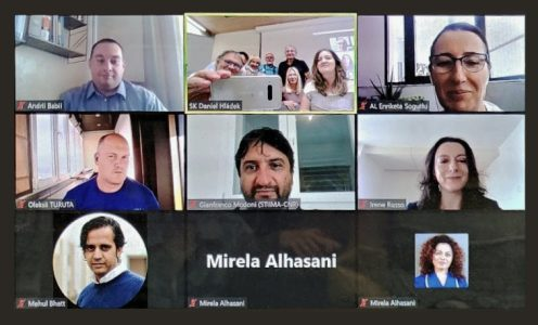 Lisbon Meeting, October 2021
